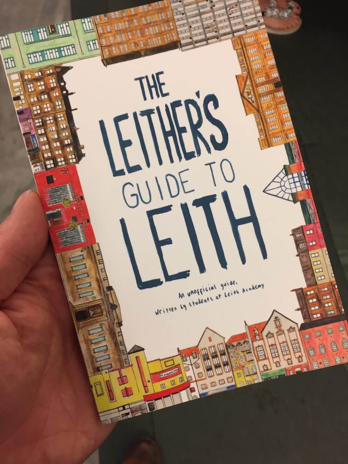 Leither's Guide to Leith Launch Party