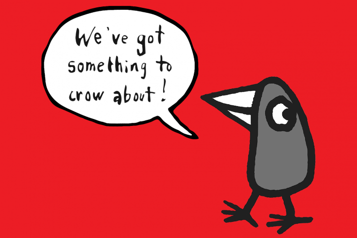 I'm with Nosy Crow!