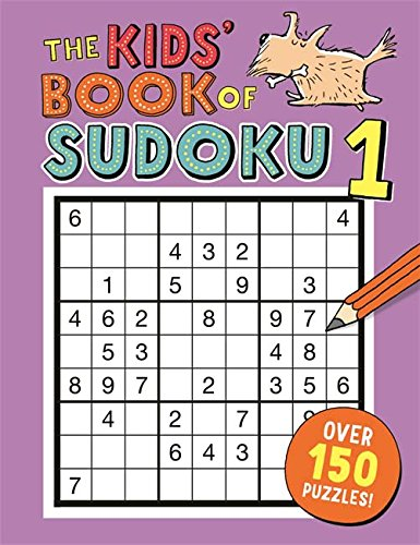 Book cover: The Kids' Book of Sudoku